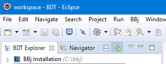 Developing in Eclipse