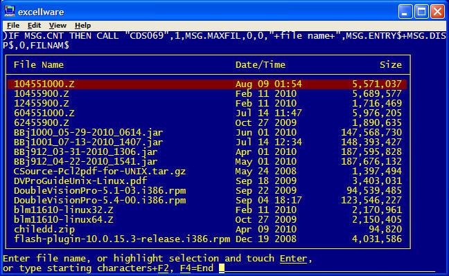 CDS340 - ftp & sftp file transfer