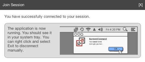 Excellware :: Screen Connect